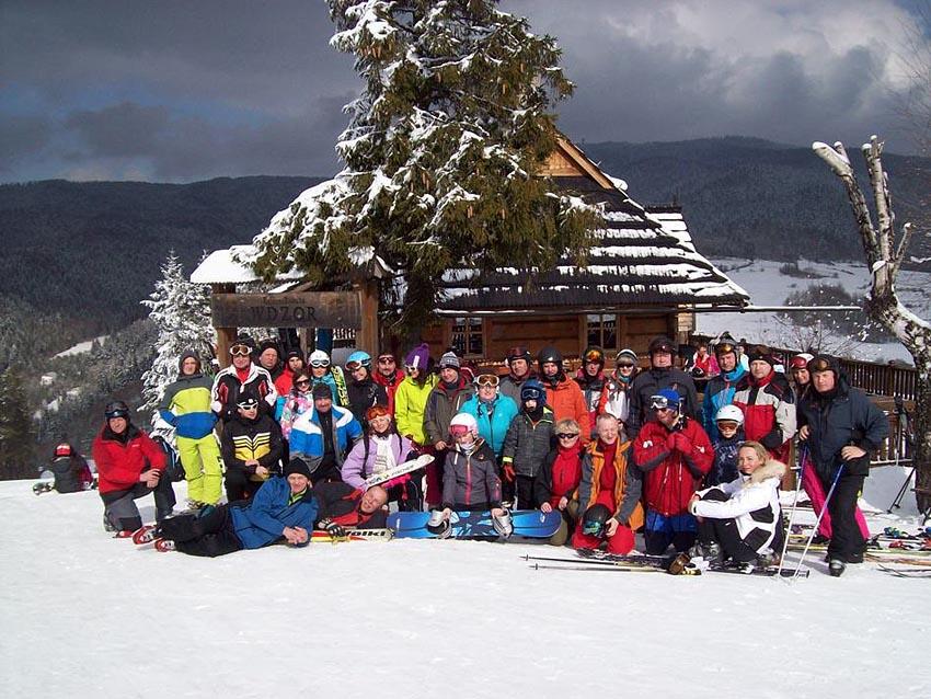 2016_02_26 Czorsztyn Ski i Oddziaˆ PTTK Babiog˘rski (03)