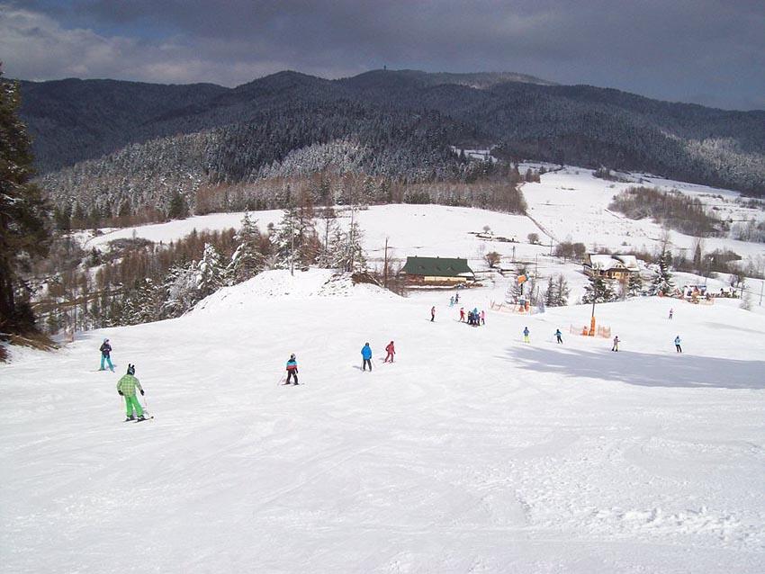 2016_02_26 Czorsztyn Ski i Oddziaˆ PTTK Babiog˘rski (06)