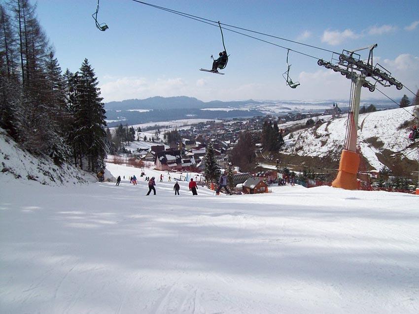 2016_02_26 Czorsztyn Ski i Oddziaˆ PTTK Babiog˘rski (08)