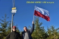100 flag w Beskidzie Śląskim (105)
