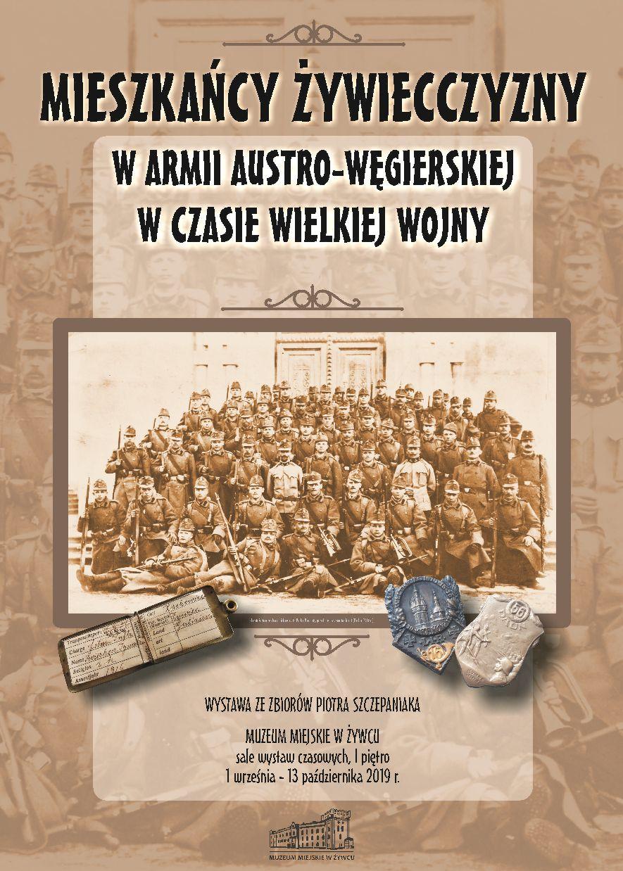 Plakat wystawa Piotr Szczepaniak _ fotmat mały